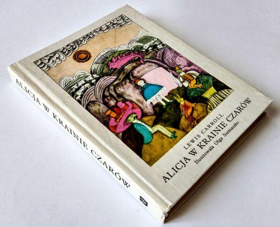 L. Carroll - Alicja w Krainie Czarów [il. O. Siemaszko] 1988