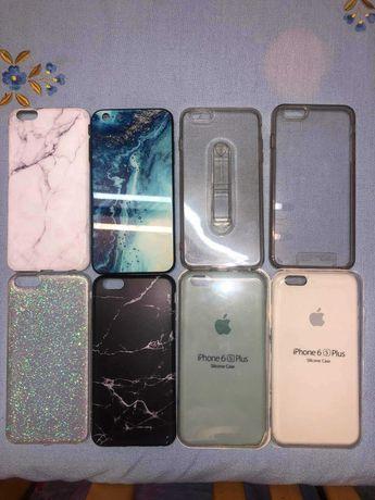 Várias capas iPhone 6s plus