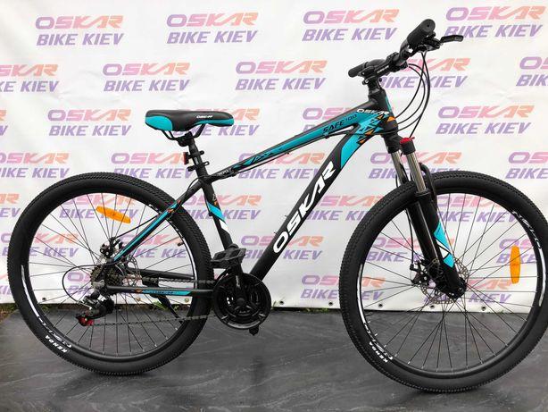Велосипед Oskar 27,5-Safe 100 Новый.Доставка бесплатно!Торг.