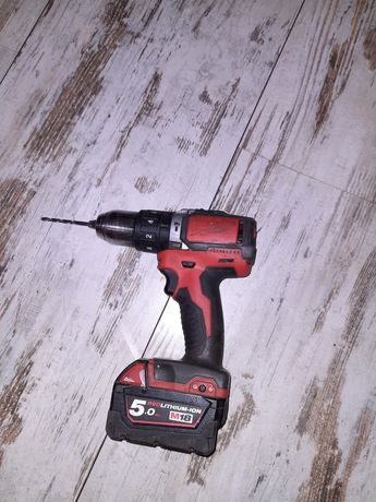 Milwaukee m 18 blpd