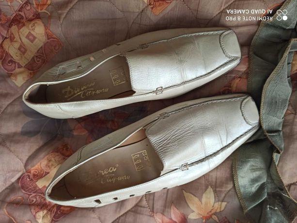 Туфли мужские натуральная кожа размер 39-40