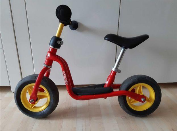 Rower biegowy Puky LR czerwony