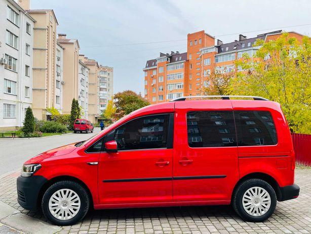 Volkswagen Caddy пасс. 2.0 TDI  (102 л.с.)  Comfort line 2018 год!