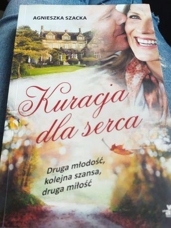 Kuracja dla serca Agnieszka Szacka