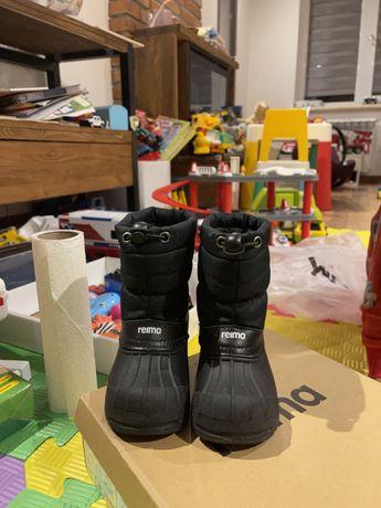 Зимові черевики Reima