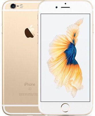 iphone 6 s золотой