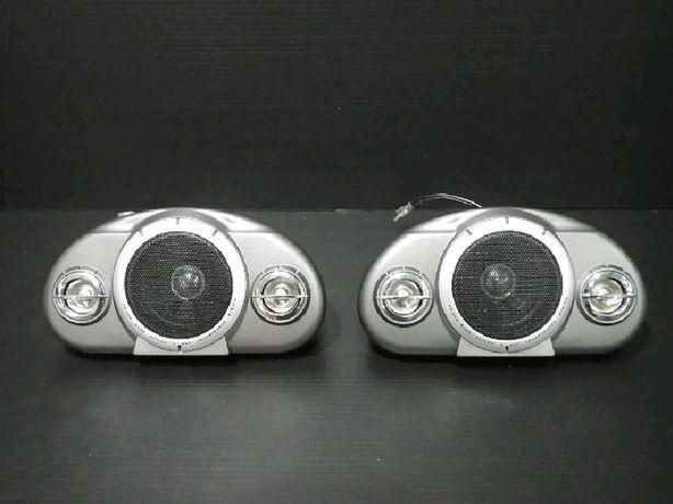 Колонки автомобильные Boschmann PR-333, 3-х полосная акустика