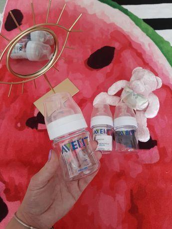Бутылочка avent Phillips 125 ml оригинал детская бутилочка пляшечка