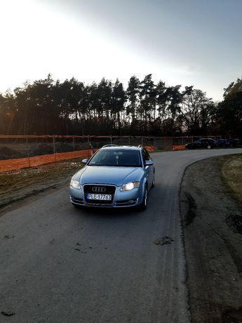 Audi A4 B7 Avant 2.0 benzyna +LPG Automat