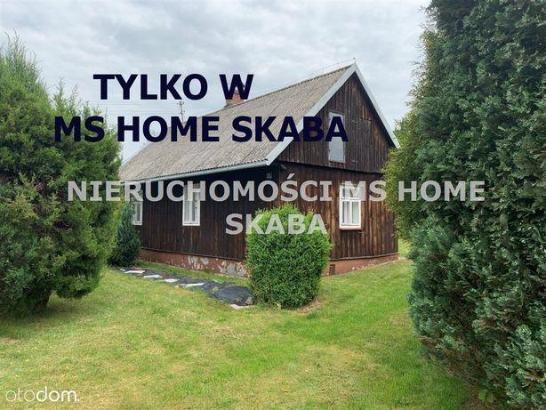 Mały domek i piękna działka na sprzedaż