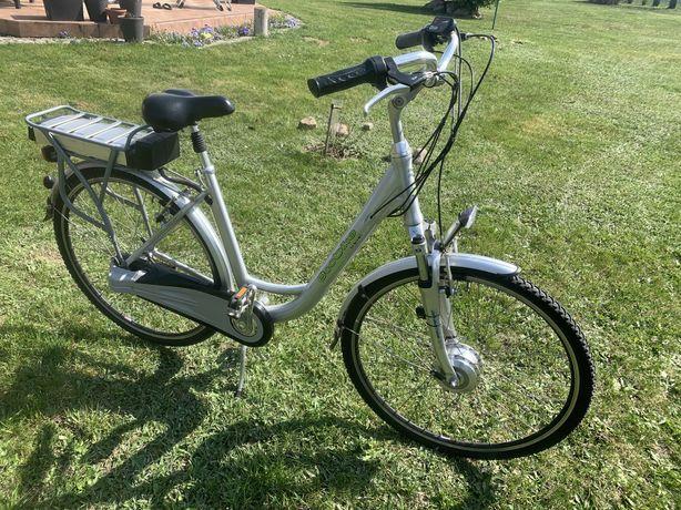 Rower elektryczny Ecobike Travel