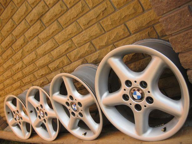 Диски легкосплавные BMW 5x120 R16 7j ET 46