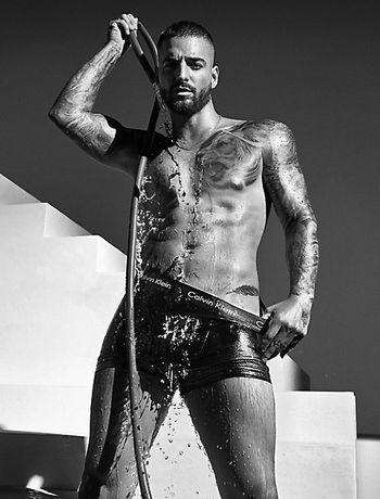 Трусы брифы  мужские Calvin Klein боксёры