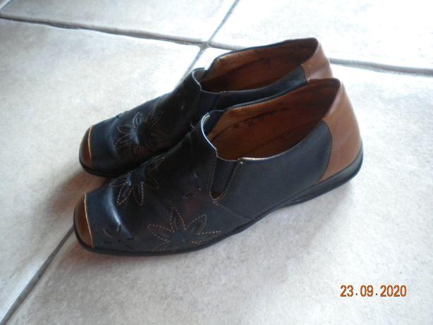 Buty skórzane Rohde r. 40.