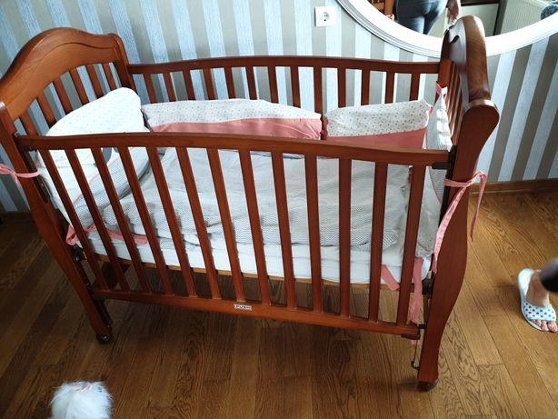Продам дитяче ліжко trama