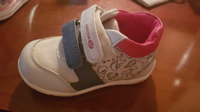 Детские кроссовки geox 22
