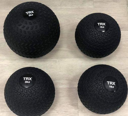 TRX SLAM BALLS - komplet 4 piłek