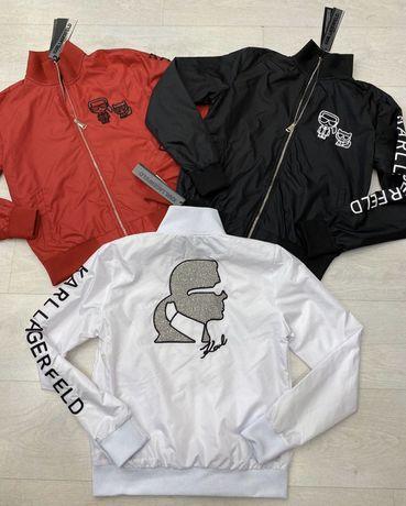 Новая куртка для девочки Карл Л