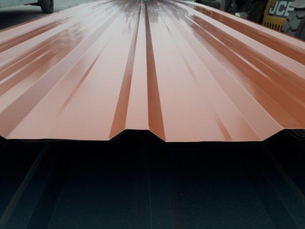 Blacha trapezowa t18 kolor pod wymiar cena brutto m2