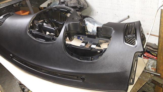 Торпедо ,передняя панель Kia ceed 2007-2012