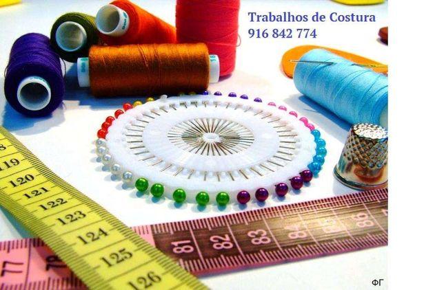Arranjos Costura Torres Vedras