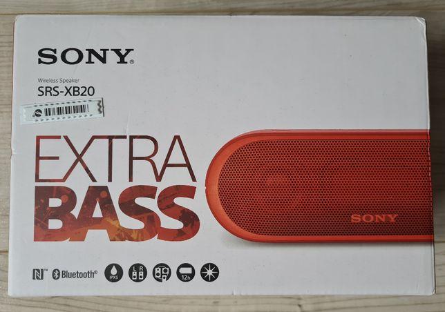 Głośnik Sony SRS XB20