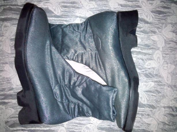 Обувь на осень на девочку- подростка