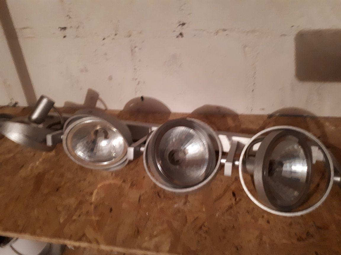 Lampa sufitowa Aluminium