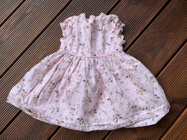 Sukienka GAP roz. 74/80