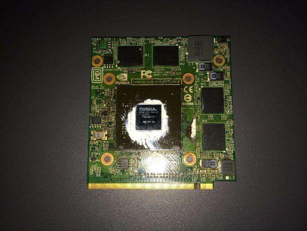 Gráfica NVIDIA G8600M