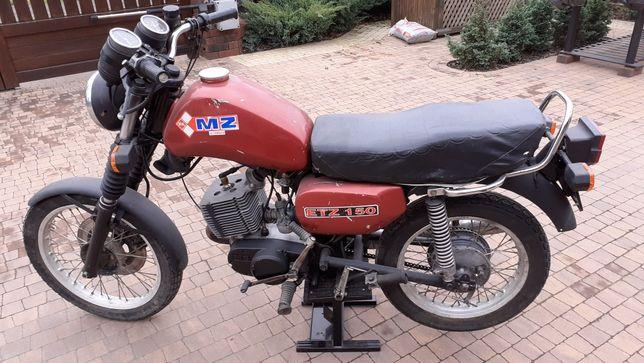 MZ ETZ 150 - 1989r.