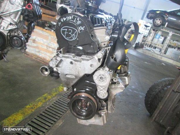 Motor diesel Sem Marca VW PASSAT 555 VW PASSAT BXE VW / PASSAT / 2006 / 1.9 TDI / BOSCH / 105 CV /