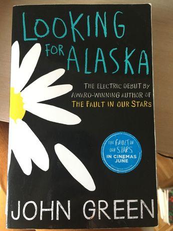 Książka 'Looking for Alaska' John Green