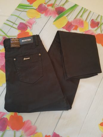 Jeansy spodnie rozmiar z metki 32