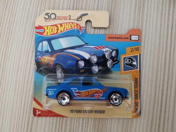 Hot wheels Ford Escort e Toyota Celica