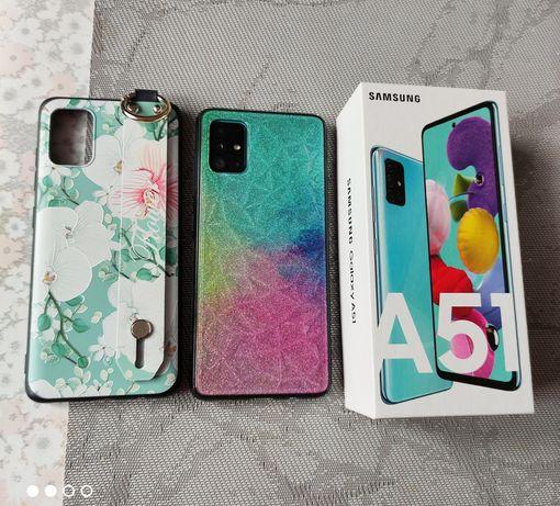 Samsung A51 128 GB stan idealny