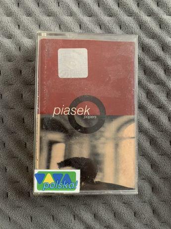Andrzej Piaseczny Piasek kaseta Popers
