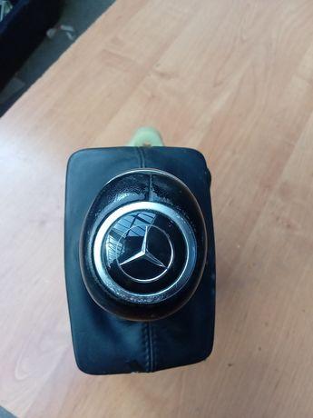 Mieszek zmiany biegów Mercedes W204 automat