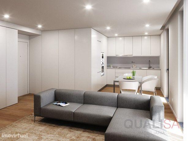 Apartamento T2 novo perto da Universidade do Minho