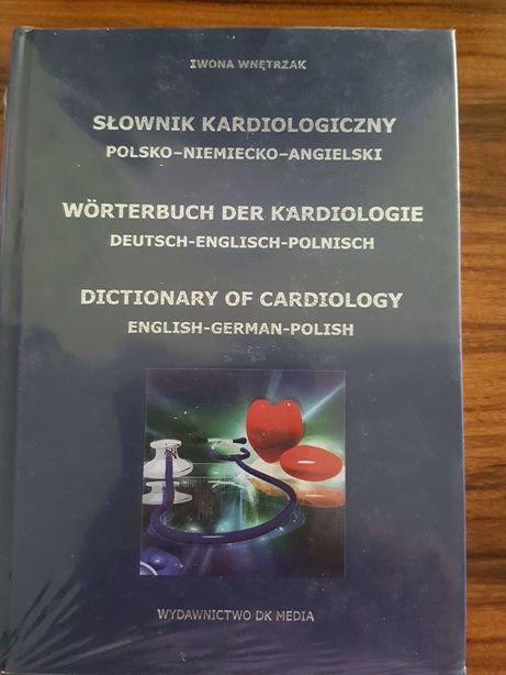 NOWY Słownik kardiologiczny Polsko-Niemiecko-Angielski
