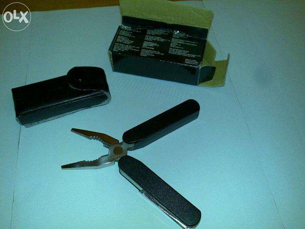 alicate multifunções portátil (shye collection) 10-in-1 pocket tool