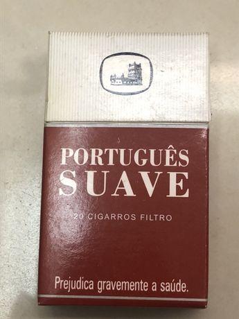 Caixa de fósforos Português Suave