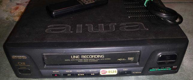 Видео плеер Aiwa VHS