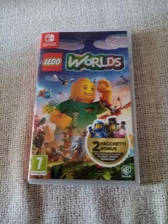 Gra lego Worlds na Nintendo Switch