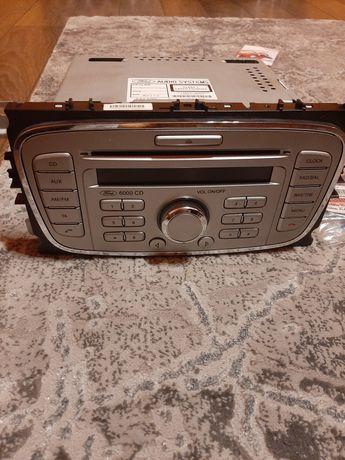 Radio Ford mondeo mk 4 6000CD