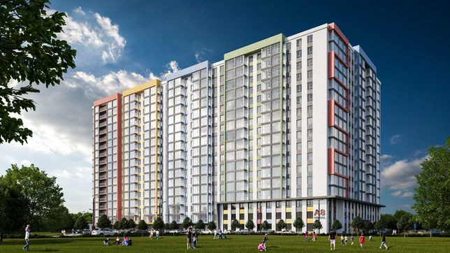 (mb) Продам трёх комнатную квартиру на Таирова. Рассрочка 42месяца