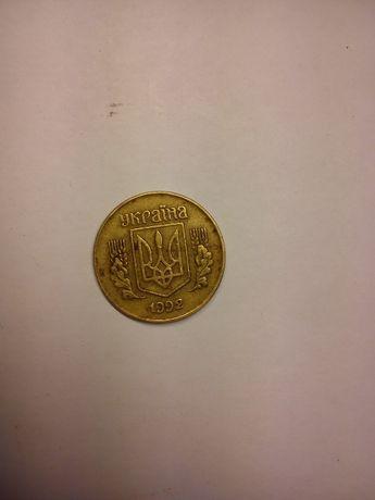 монеты Украины 10 коп. 25к . 50 к. ( для коллекц). Есть монеты СССР