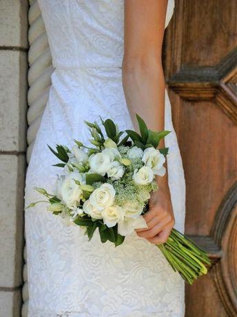 Свадебный букет Невесты, дублер. Весільний букет нареченої.