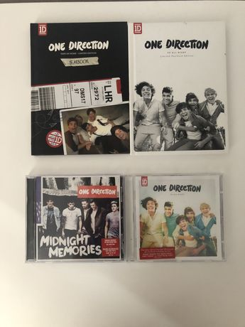 Cds - One Direction