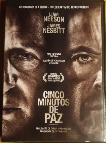 "DVD ""Cinco Minutos De Paz"""